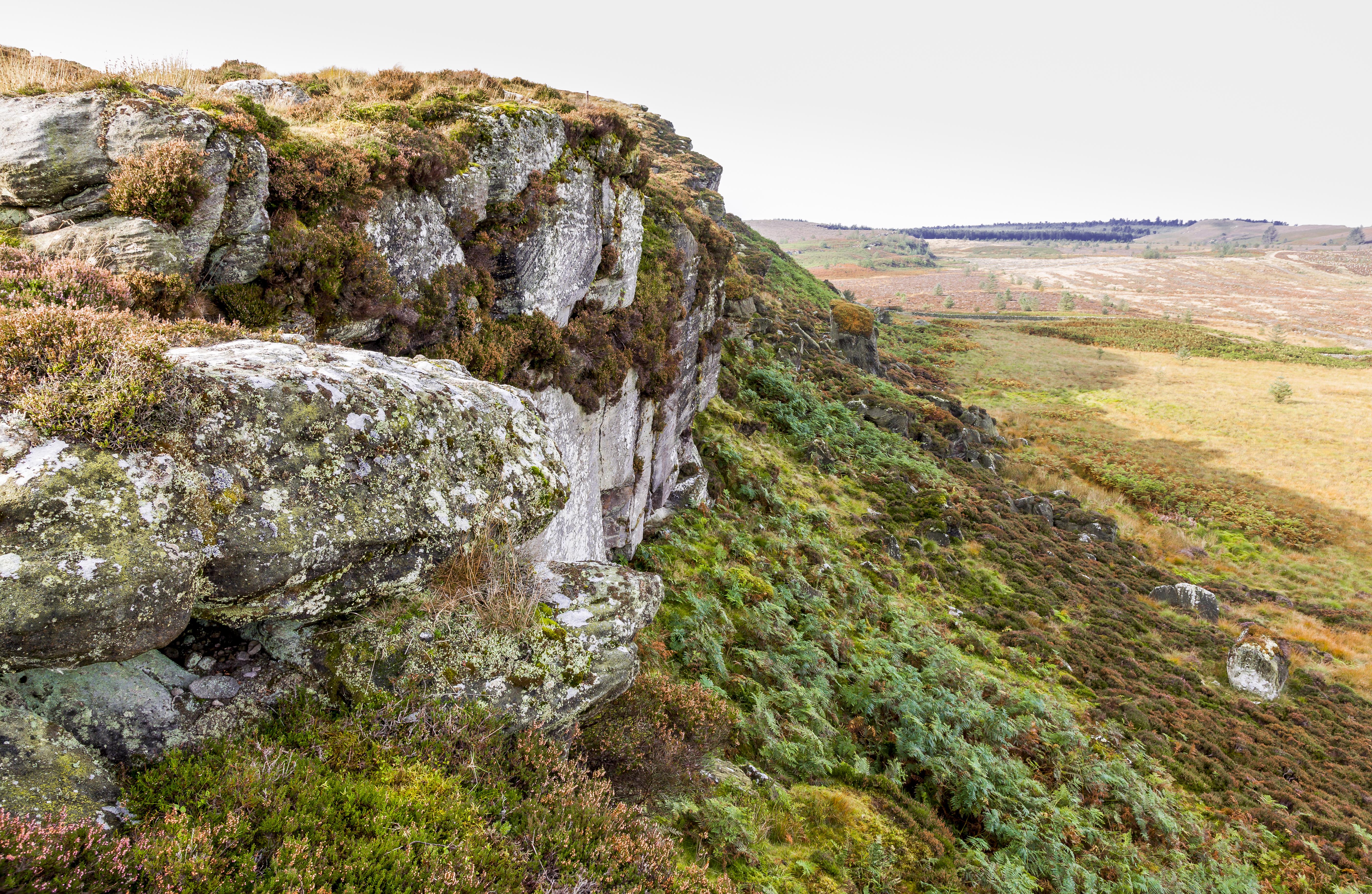 Gt Wanney Crag.