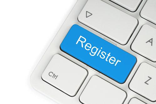 2021-22 Registration Fee