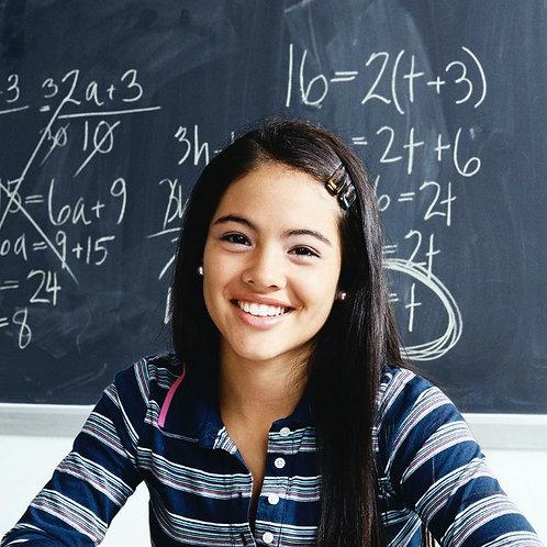 Honors Algebra 1