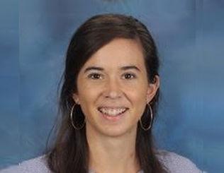 Anna Harvey - Blue Tent English Instructor