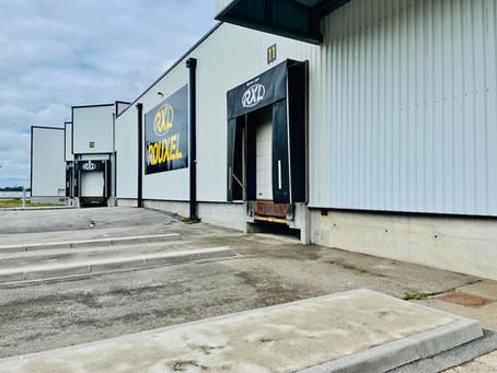 ECE installe la société Rouxel dans l'ancienne base logistique Back Europ à Landévant (56)