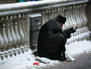 Living on the Streets of Chicago in the Winter