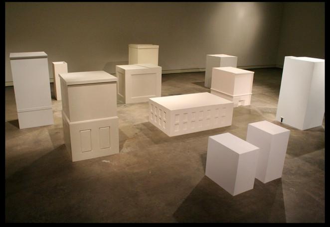 Model: Pedestals