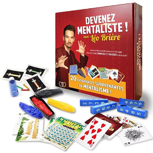 BOITE DE MAGIE : Devenez Mentaliste avec Léo Brière