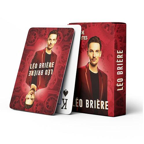 JEU DE 52 CARTES Léo Brière