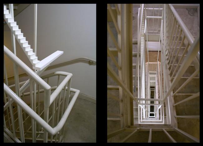 Miniature Staircase