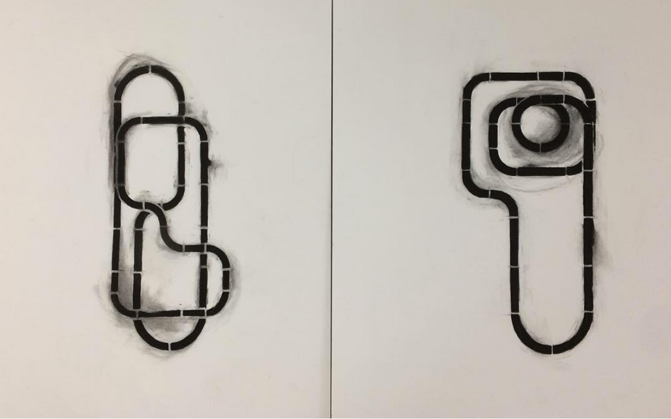Slot Car Track Drawings