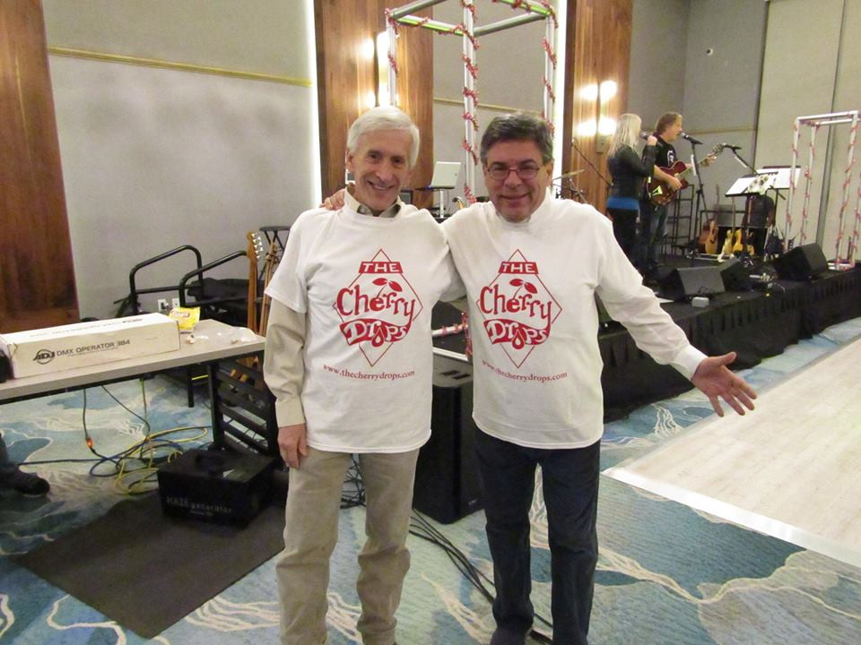 The Cherry Drops T-Shirt
