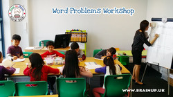 Word Problems Workshop March 2015