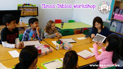 Times Table Workshop March 2015