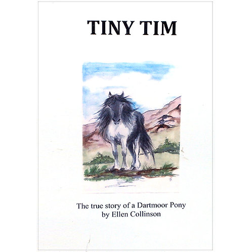 Tiny Tim. Childs story book written by Ellen Collinson.
