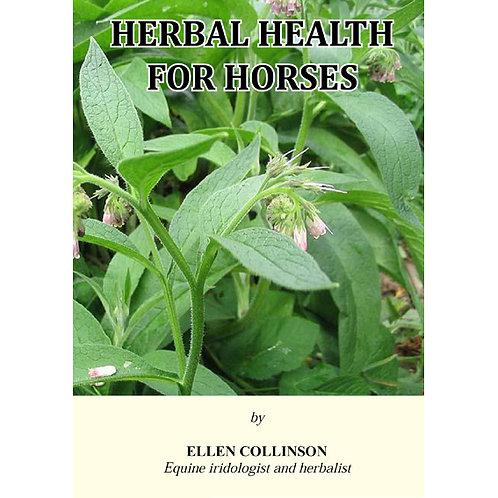 Ellen's book on Herbs