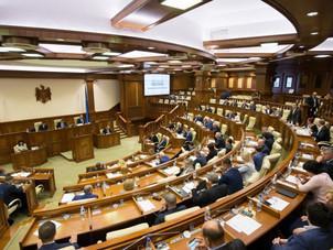 Парламент Молдови ввів у країні НС через нестачу газу