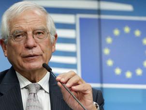 Боррель: ЄС відслідковує питання боротьби з корупцією в рамках механізму призупинення безвізу