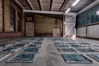 Borderspace of Becoming, installation as