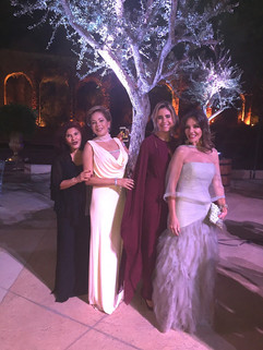 Zoe Karam, FaenzaTorbay, Catarina Feghi, Adriana de Rivera