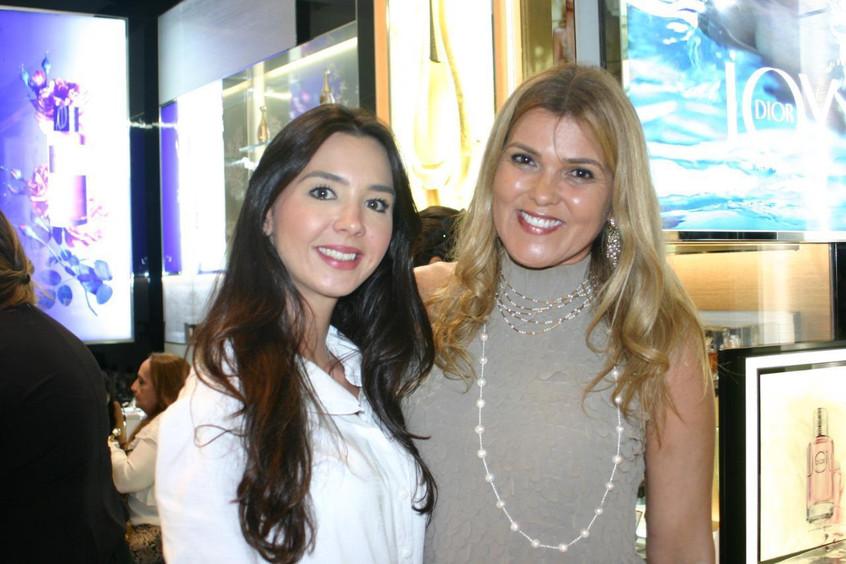 Patrícia Matta e Claudia Lobo