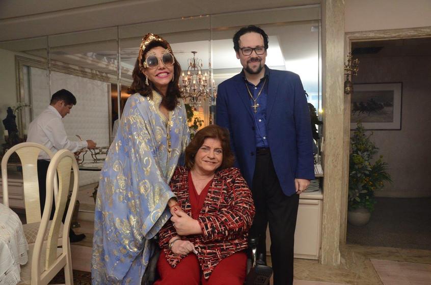 Narcisa Tamborindeguy, Silvia e Diego Co
