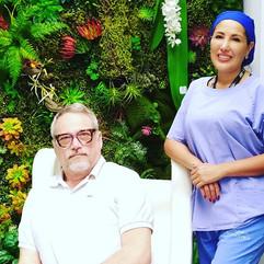 Dr. Francesco Mazzarone e Dra. Karen