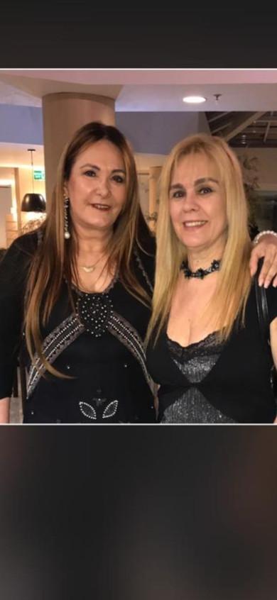 Cerise favilla e Marisa Araujo