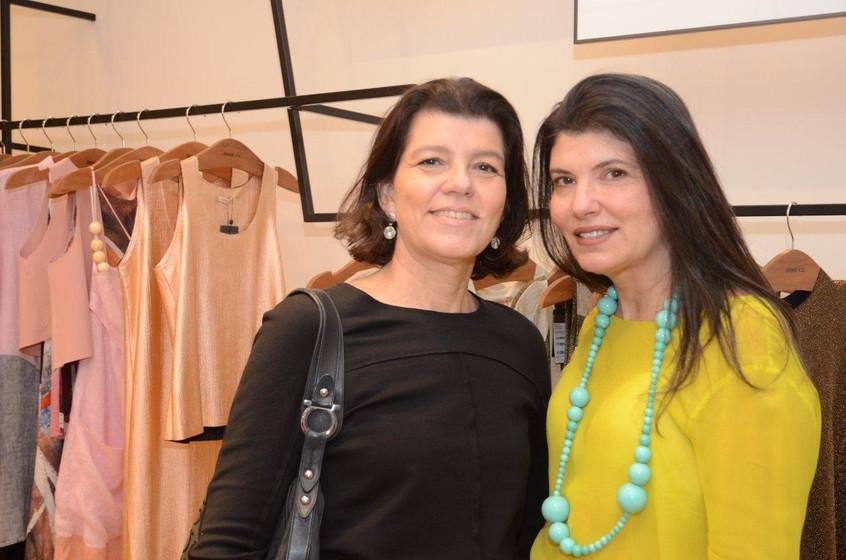 Cristiana Furtado e Ana Maria Moura