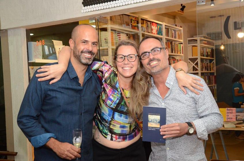 Ricardo Portilho, Melissa Wallaner e Chr