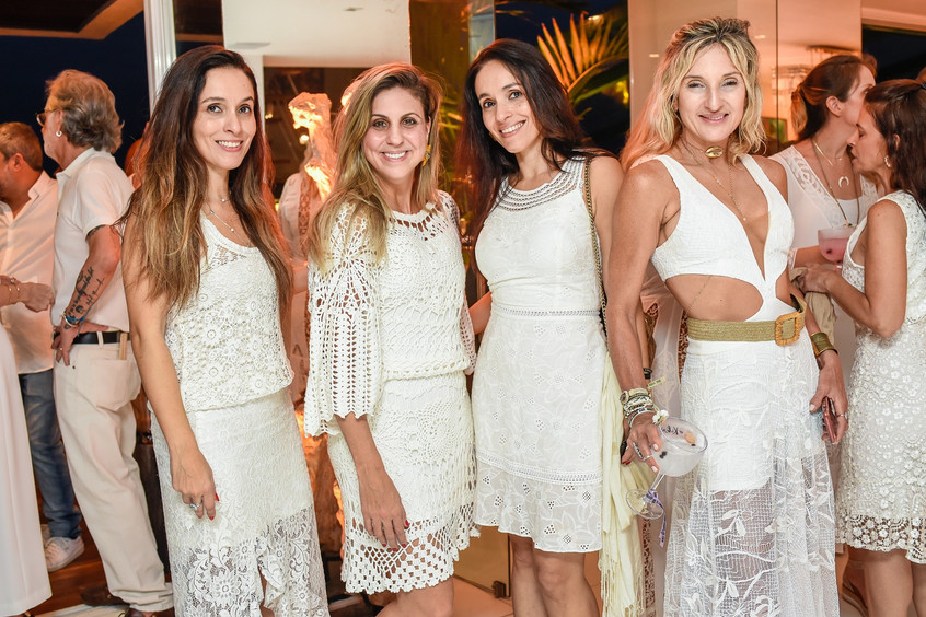 Andrea Meireles, Janine Saad, Daniela Me