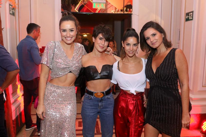 Fernanda Paes Leme, Renata Meirelles e A