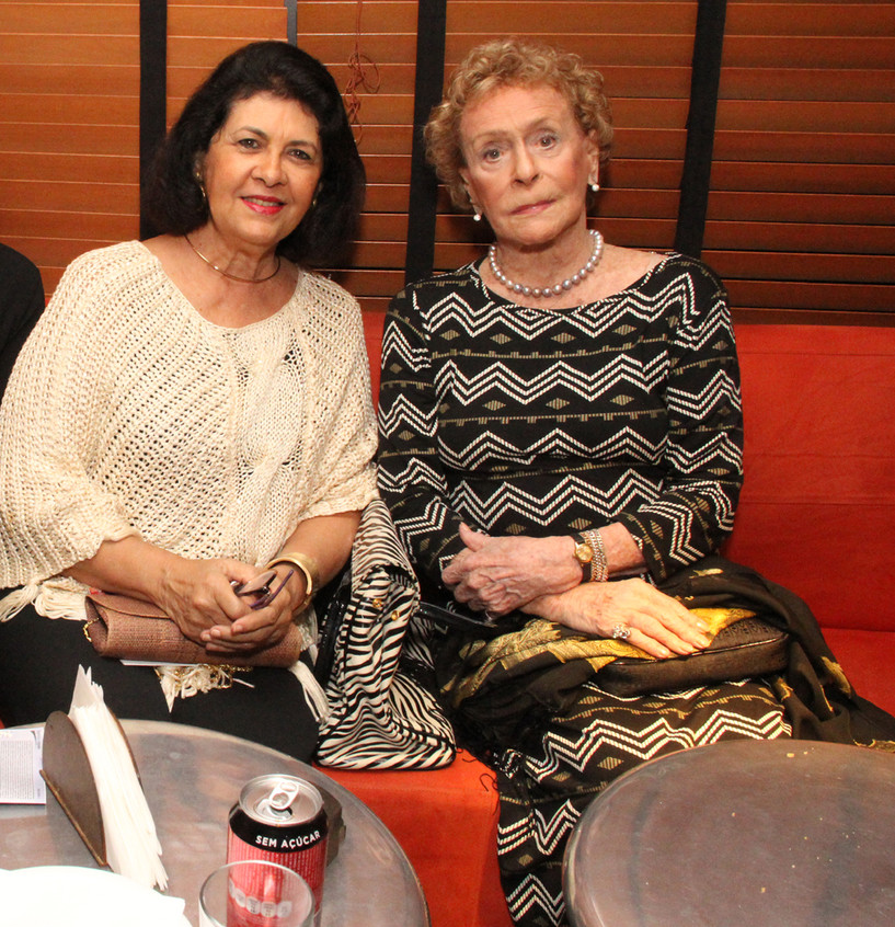 Carol Murta Ribeiro e Tatiana Leskova