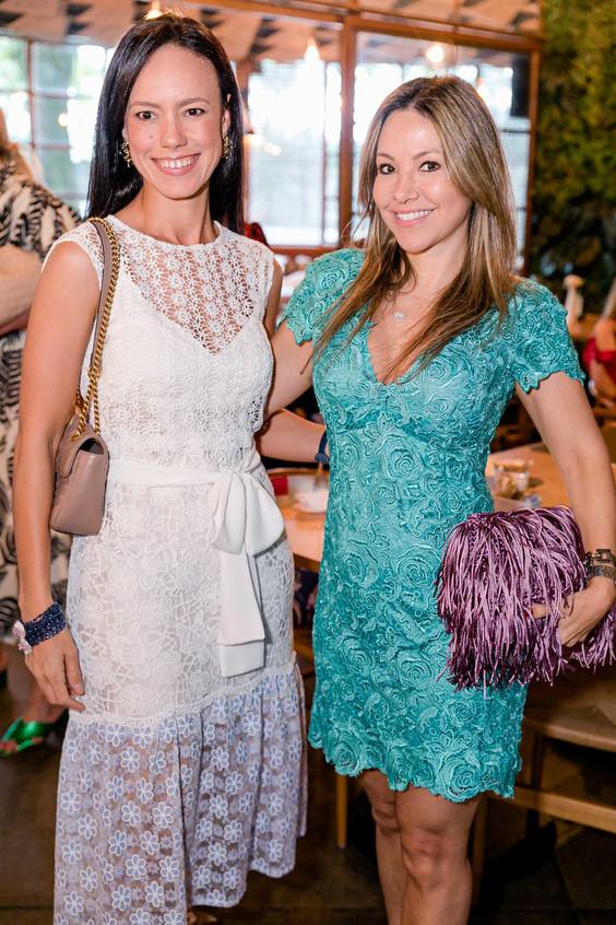 Ana Carolina Villela e Alessandra Amaral