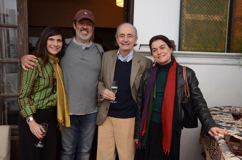 Gisela Zincone, Alcio Braz, Arnon Elkind