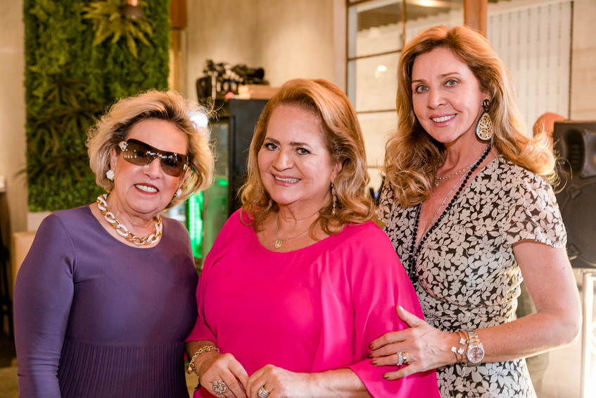 Maria celia moraes, Renata Fraga e katia