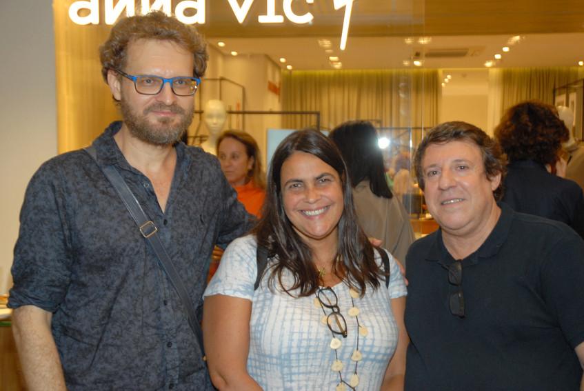Marcelo Backes, Tite Zobaran e Marcelo V