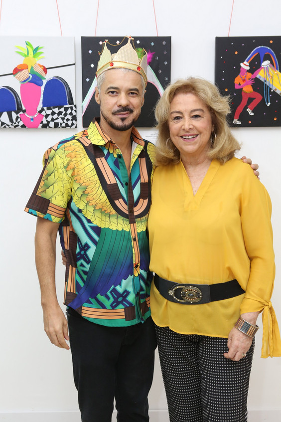 Gilson Martins e Diana Viana 7232