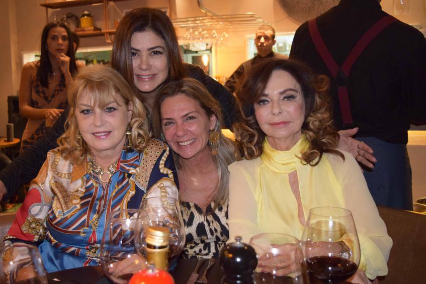 Ines Costa, Ana Lucia Santana, Marcia Ve