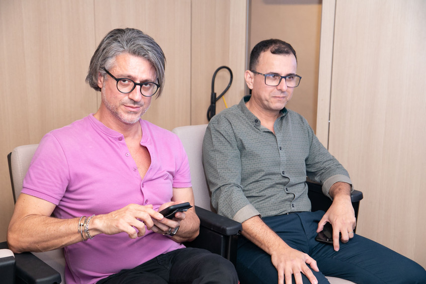 Nicolas Martin Ferreira e-Mauricio Barbo