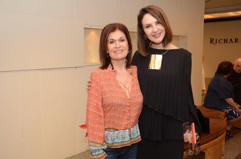 Ivana Britto Pereira e Toia Lemann