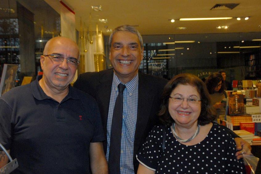 Gustavo Mano, Cesar Colin e Alberenice F