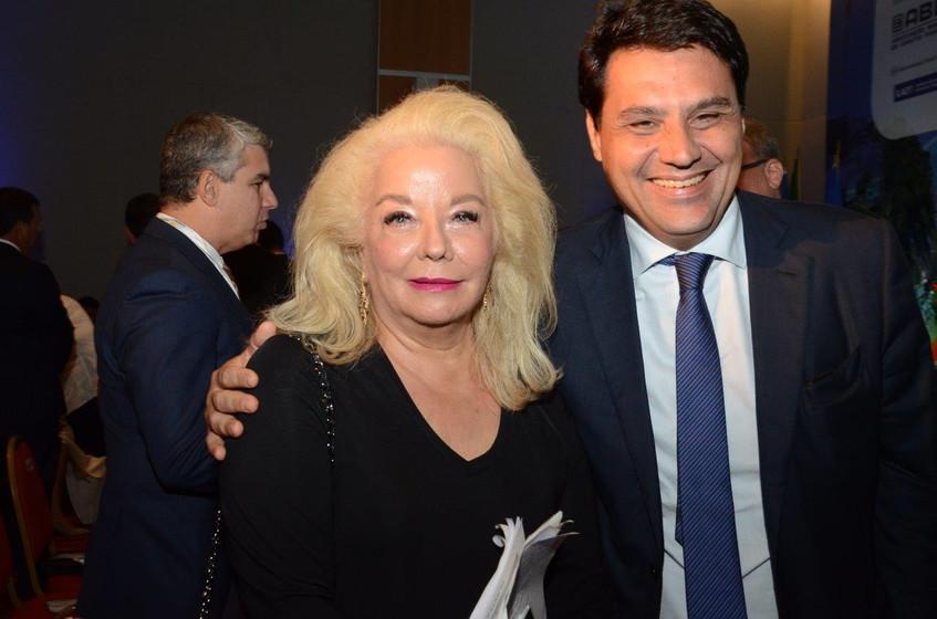 Misabel Derzi e Roberto Duque Estrada