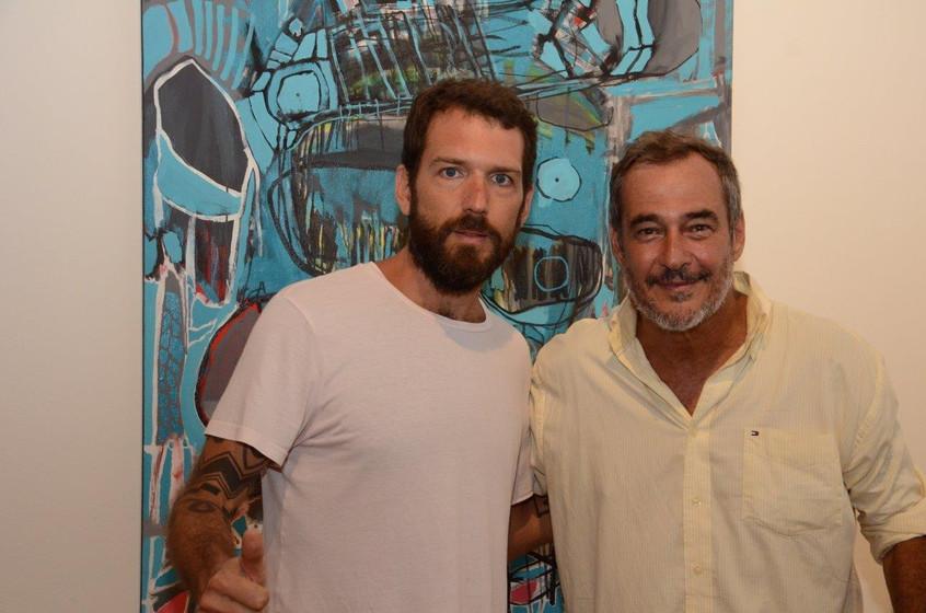 Antonio Bokel e Jorge Barata
