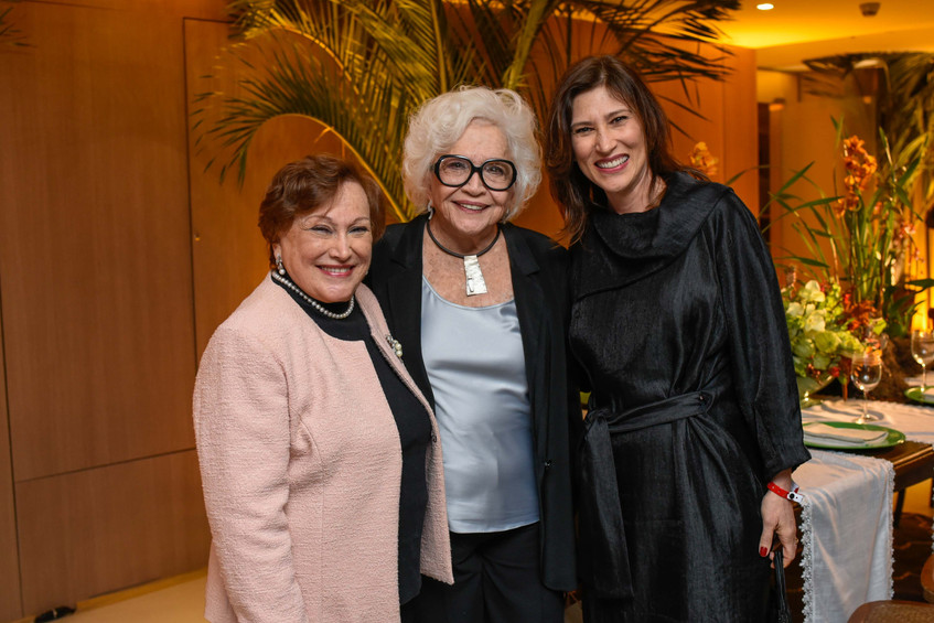 Nicette Bruno, Nathalia Timberg e Beth G