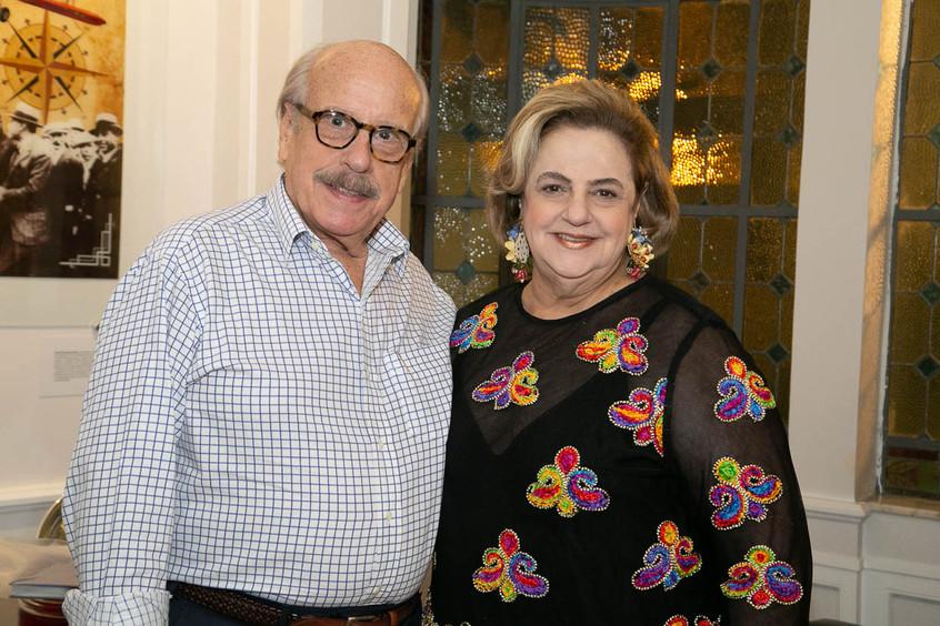Claudio e Cristina Aboim