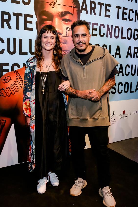 Luiza Machado e Marcelo D2_FRF_1490