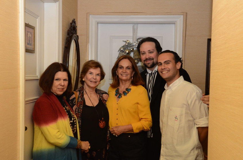 Vanda Klabin, Marly Garcia, Sueli Stambo