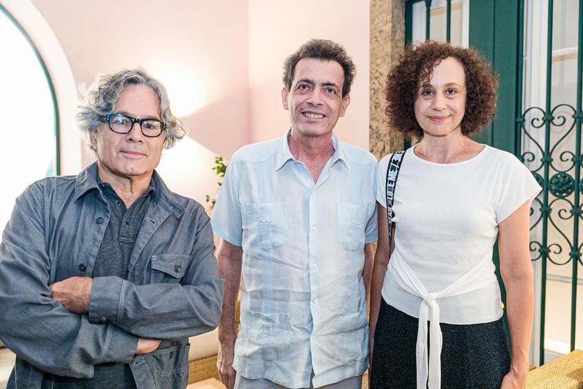 Paulo venancio filho, Carlito Carvalhosa