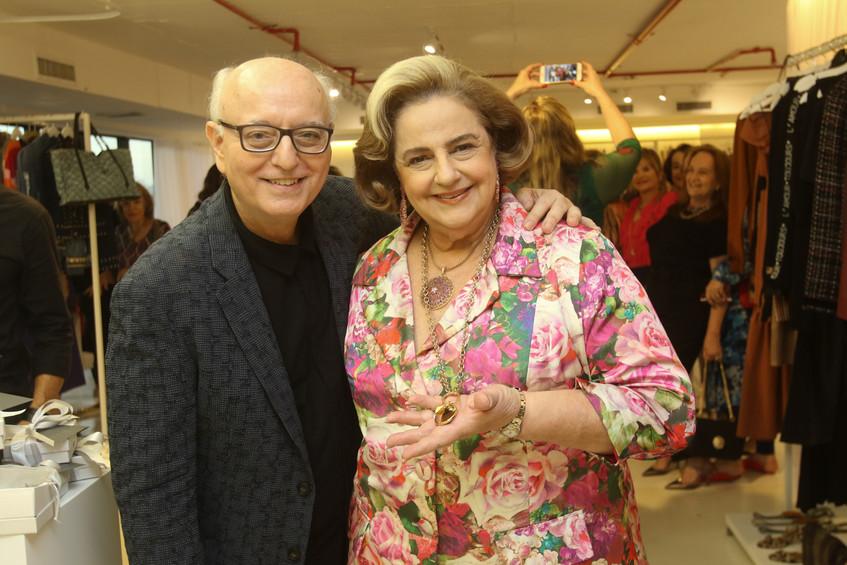 Alberto Sabino e Cristina Aboim -0P0A140