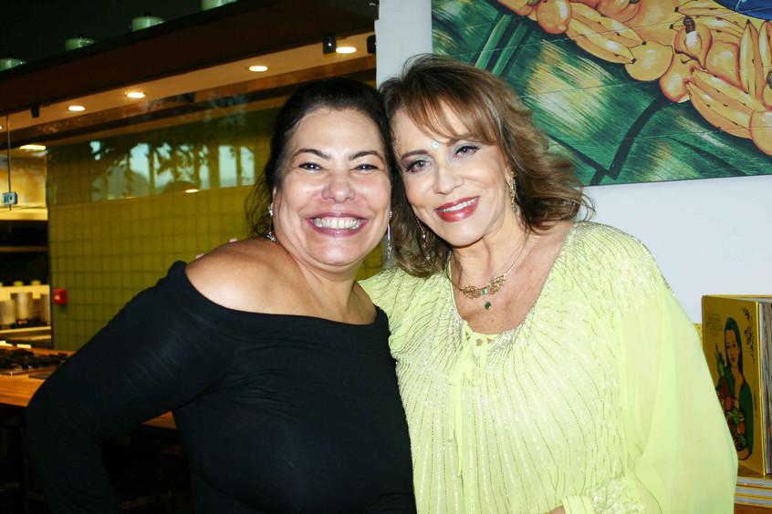 Claudia Cury e Regina