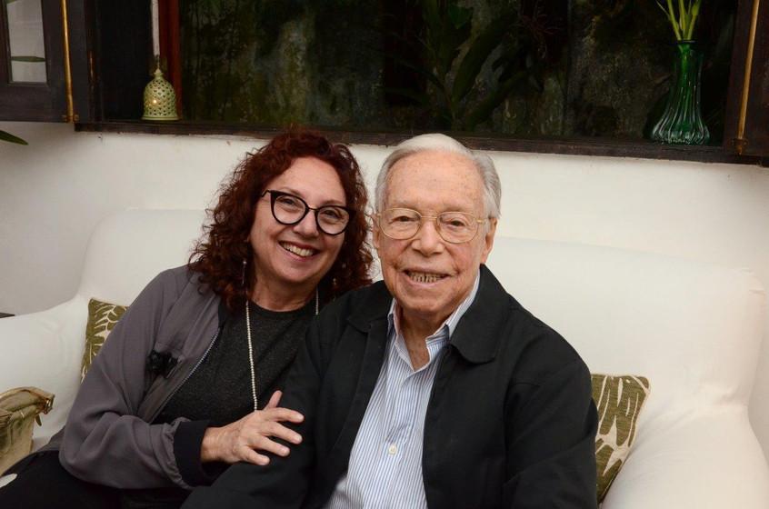 Alice Monteiro e Wilson Figueiredo