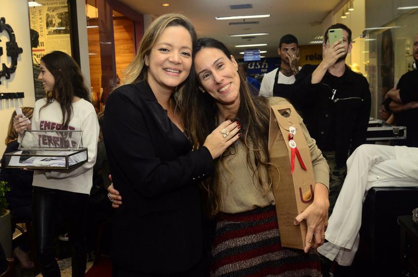 Bianca Gibbon e Bruna Barros