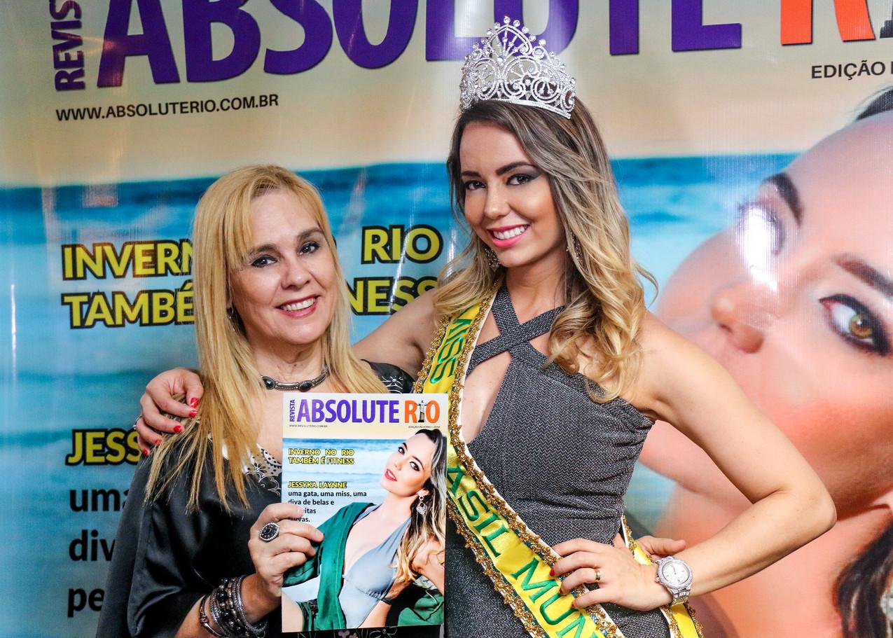 Marisa Araujo e Jéssyka Laynne